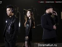 LeeSsang и Lim Kim для Sony MDR