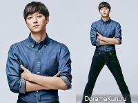 Kang Dong Won для UNIQLO Jeans