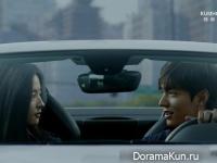 Lee Min Ho и Liu Yi Fei для Kumho Tires