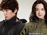 Sung Joon и Tang Wei для KOLON SPORT