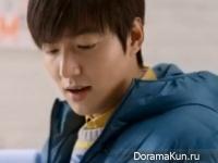 Lee Min Ho для Semir F/W 2014