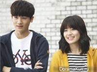 Nam Ji Hyun и Park Hyung Sik (ZE:A) для BIKE REPAIR SHOP