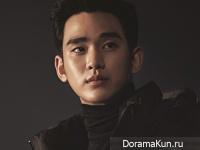 Kim Soo Hyun для FILA