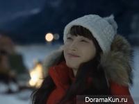 Kim Woo Bin и Lee Na Young для MERRELL
