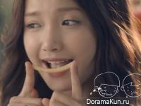 Ha Yeon Soo для Nongshim
