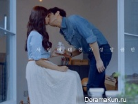 Kang Ha Neul и Ha Yeon Soo для Denmark milk