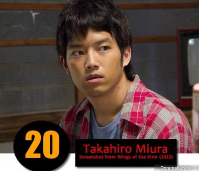 Такахиро Миура