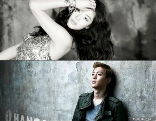 Чон Джи Хён и Ким Хен Джун