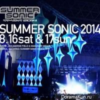 Summer Sonic 2014