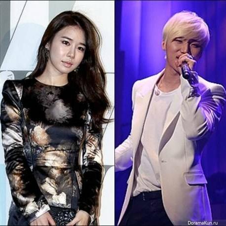Дэсон и Ю Ин На в финале