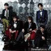 KAT-TUN выпустили новый сингл Bounce Girl