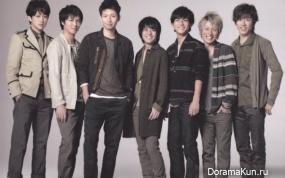 Kanjani8 выпустят новый сингл Kokoro Sora Moyou