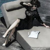 Обворожительна и сексуальная Тиффани для журнала Nylon