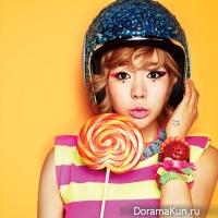 Санни из Girls' Generation приветствует поклонников яркой улыбкой в честь Чусока