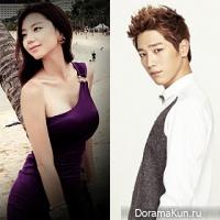 Park Soo Jin & Seo Kang Joon