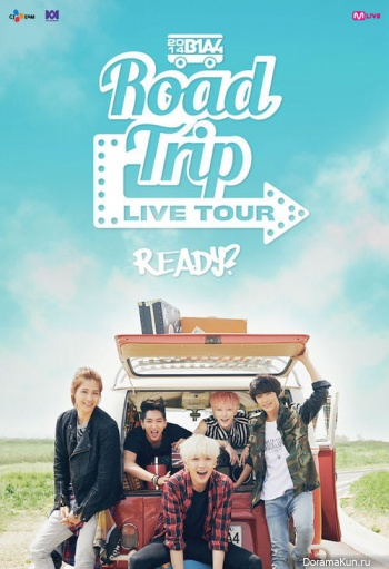 Road Trip to Seoul - READY?