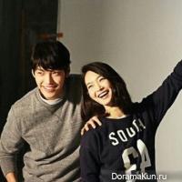 Kim Woo Bin Shin Min Ah