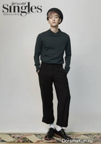 Xiumin Baekhyun