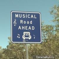 musicalRoad