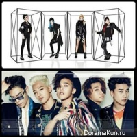 BIGBANG и 2NE1