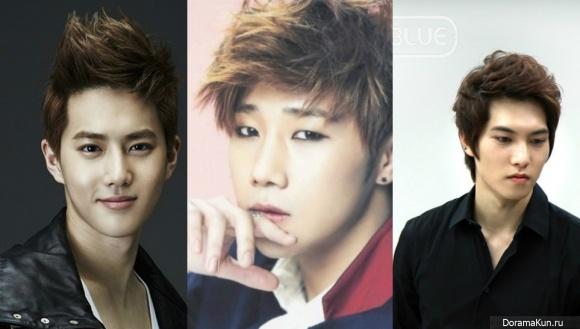 Suho, Sunggyu, Jonghyun