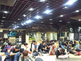 JYP audition