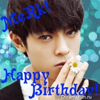 Happy Birthday, MeRk!!!