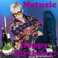Happy Birthday, Natusic!!!