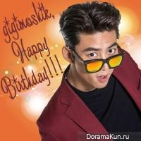 Happy Birthday, gigimoshik!!!