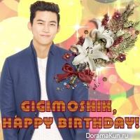 Happy Birthday, gigimoshik!