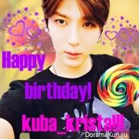 Happy Birthday, kuba_krista!