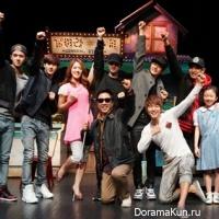 Exo-K и Ли Дон У