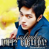 Happy Birthday, sulimka!