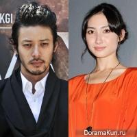 Odagiri Joe and Kashii Yuu