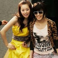 Sunye and Sohee
