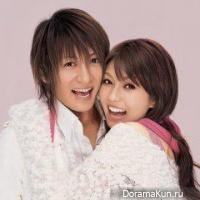 Ogawa Tetsuya and Ayana Sakai