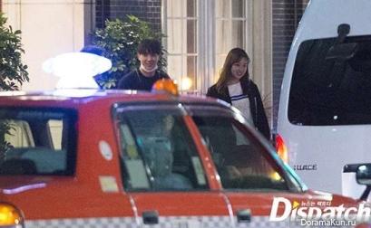 Choi Jonghun and Son Yeon Jae