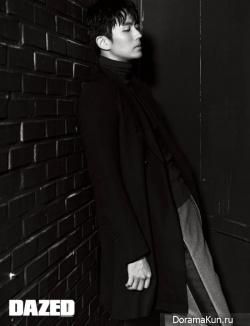Seulong (2AM) для Dazed February 2017