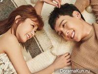Bomi (A Pink), Choi Tae Joon для InStyle December 2016