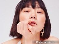 Bae Doo Na для Elle June 2017