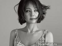 Bae Jong Ok для Woman Sense August 2017