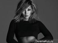 CL для Elle September 2017