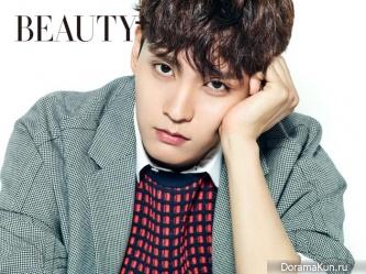 Choi Tae Joon для Beauty Plus August 2017