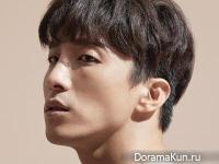 Dong Hyun Bae для Grazia September 2017