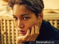 EXO (Kai) для Dazed December 2016