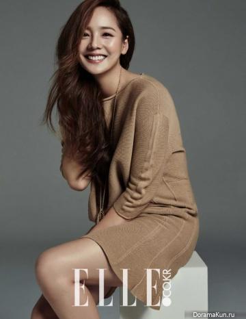 Eugene для Elle December 2016