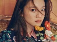 Go Ah Sung для Allure February 2017