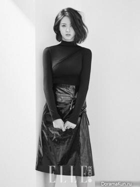 Go Ara для Elle March 2017 Extra