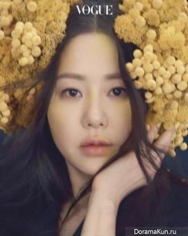 Go Hyun Jung для Vogue September 2017