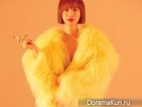 Go Joon Hee для Vogue August 2017